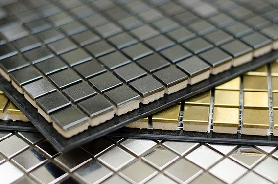 металлическая плитка купить