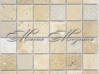 Art Travertino Beige MAT 48